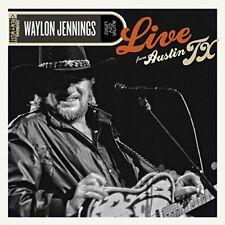 Waylon Jennings - Live From Austin TX (Bonus DVD)