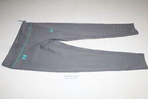 Klim Solstice pant 2.0 Pants Grey Gray Teal Green Womens Base Layer XXL 2XL