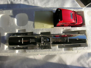 Sword # SW2067 Freightliner Century Class ST w/Brenner DOT 407-SS Tanker (Red)