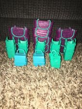Shopkins Empty Shopping Bags Baskets Crates Mixed  Lot 34