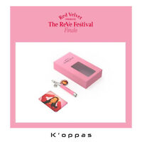 Official RED VELVET Photo Projection Keyring+Photocard Pre-order Kpop Goods