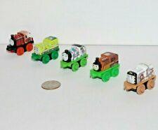 Thomas & Friends Train Tank Engine MINIS Complete Sports Theme Set Lot x5 Edward