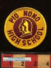 Vtg Pio Nono High School Milwaukee WISCONSIN Patch Merged St. Thomas Moore 61C7
