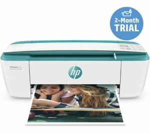 HP DeskJet 3762 All-in-One Wireless Inkjet Printer - Currys