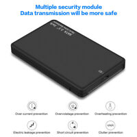 Festplattengehäuse Festplatte für 2,5 Zoll SATA auf USB 3.0 Externes SSD Gehäuse