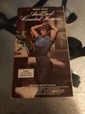 ...AND GOD CREATED WOMAN (VHS) Brigitte Bardot.