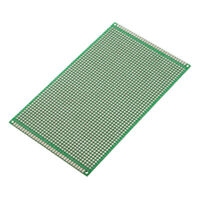 10Pcs 90*150mm FR-4 Double-Side Prototype PCB Printed Circuit Board
