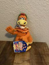 Chicken Run Ginger Stuffed Plush Playmates Toys Dreamworks 2000