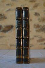 La vie de Jésus-Christ - M. de Genoude - 2 Vol. - 1836