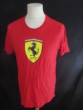 T-shirt Ferrari Rouge Taille L à - 53%