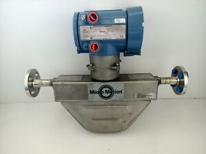 MICROMOTION TRANSMITTER 1700I11ABMEZZZ  WITH SENSOR R050S113NCAMEZZZZ