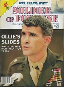 Soldier of Fortune December 1987 - Oliver North, SAS, Iranian Embassy Siege