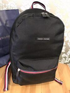 Tommy Hilfiger M Thompson Backpack, Black