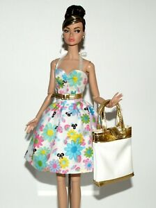 *KAREN Exclusive* outfit for Fashion Royalty FR2, Poppy Parker, Barbie - 108