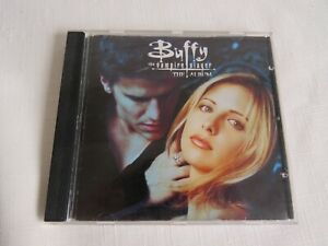BUFFY THE VAMPIRE SLAYER - THE ALBUM CD - 18 TRACKS - GARBAGE, GUIDED BY VOICES