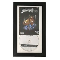 Snoop Dogg Signed Lay Low Music Video Framed DVD Cover Beckett BAS COA Autograph
