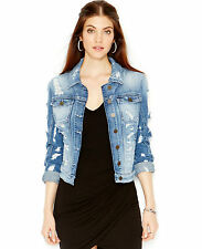 GUESS Denim Basic Coats & Jackets for Women | eBay