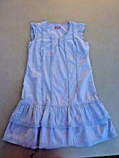 ♥ FITZ by JAKO-O ♥ Sommerkleid mit Volants ♥  Gr.146 ♥ Kornblumenblau