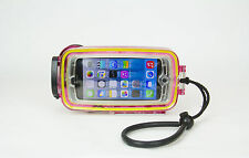 iPhone 5/5S SPLASH Pink Watershot Underwater Camera Housing - RRP $189