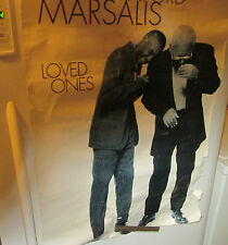 Eliss Brandford Marsalis Poster Rock 1996 Record Store Promo Display Vintage