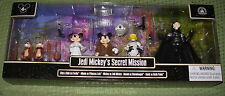JEDI MICKEY'S SECRET MISSION Figures Star Wars Weekend 2015 Disney Parks Excl.