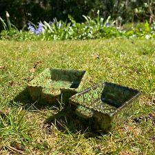 More details for ceramic hedgehog food & water bowl dish set