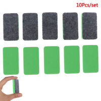 10x Mini Whiteboard Dry Eraser Erase Pen Board Kid Marker School Office HLDUK
