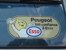 adhésif PEUGEOT pour vitre arrière 203 403 204 304 504 404 J7 ( modèle neuf )