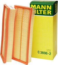 Mercedes Benz Mann Air Filter C36982 ( Set of 2 ) OEM