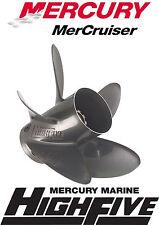 NEW OEM Mercury HighFive Propeller 48-815758A46 13 1/4 x 19 RH SS 5 BL