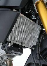 Suzuki DL1000 V Strom 14-16 XT 17-19 R&G Racing Radiator Guard RAD0173BK Black