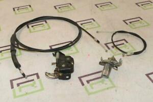 Toyota Celica ST182 3SGE 89-93 Trunk Boot Lock Control Cable [Kit] 6935020060