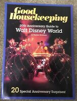Good Housekeeping 20th Anniversary Guide Walt Disney World Feb 1992 Birnbaum