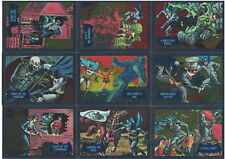 Justice League Batman Classic TV Series SDCC Promo Card Set (9) Cryptozoic 2016
