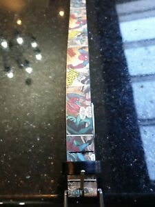 "Spiderman Belt Marvel one size. Approx 24"". Excellent condition. New"