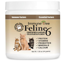 New listing Immune-Tree Colostrum Probiotic Powder for Cats | Supplement for Cat Allergy, Im