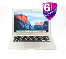 "Apple A1466 MacBook Air 13"" Core i5-5250U 128GB SSD 4GB RAM Bronze Grade Laptop"