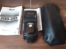 Flash Nikon Speedlight SB-28 DX