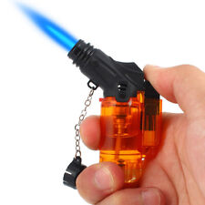 Jet Torch Lighters Cigarette Refillable Butane Windproof Lighter
