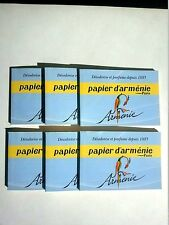 Papier d'Armenie Natural Room Deodorizer, Francis Kurkdjian Edition 6  Booklets