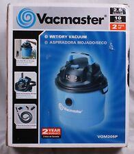 Vacmaster 2.5 Gallon Wet/Dry Vacuum – VOM205P