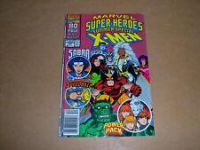 Marvel Super Heroes X-Men No. 6 Marvel Comics Vol. 2 No. 6 Summer 1991 FN/VF 7.0