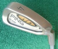 Ping i3 Blade Black Dot 4 Iron Cushin JZ Steel Right Handed