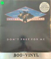 """Little Angels Don't Prey For Me 12"""" Vinyl Record LP UK Polydor  843-469 VG+ Con"""