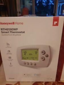 Honeywell Wi-Fi Smart Thermostat RTH6580WF