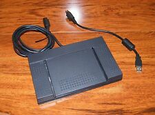 Olympus RS23 USB Corded Foot floor Switch Optical Pedal Dictation Transcriber