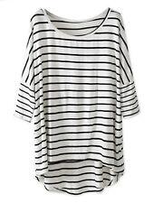 Women's Striped Blouses