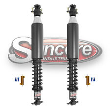 1998-2004 Cadillac Seville Rear Electronic Suspension to Heavy Duty Gas Shocks