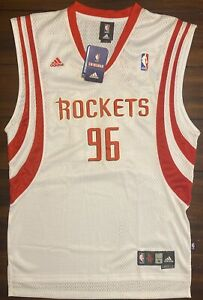 Rare Vintage Adidas NBA Houston Rockets Ron Artest Metta World Peace Jersey