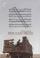 Five Easy Pieces (DVD, 2015, Criterion Collection)